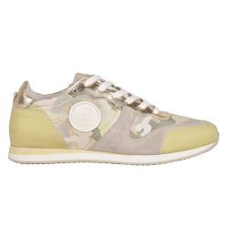 SNEAKER FEMME IDOL/MIX F2E - CAMOUFLAGE