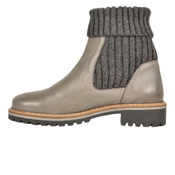 BOOTS FEMME MADDIE/CT F4F - GRIS