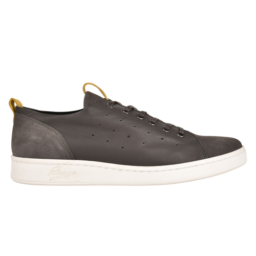 BASKET HOMME PACO H2E - ANTHRACITE